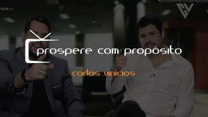 Prosperando com Propósito – Entrevista com o ator Marcelo Bimbi parte #2