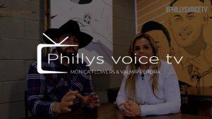 Philly Voice TV recebe Valmir Pereira