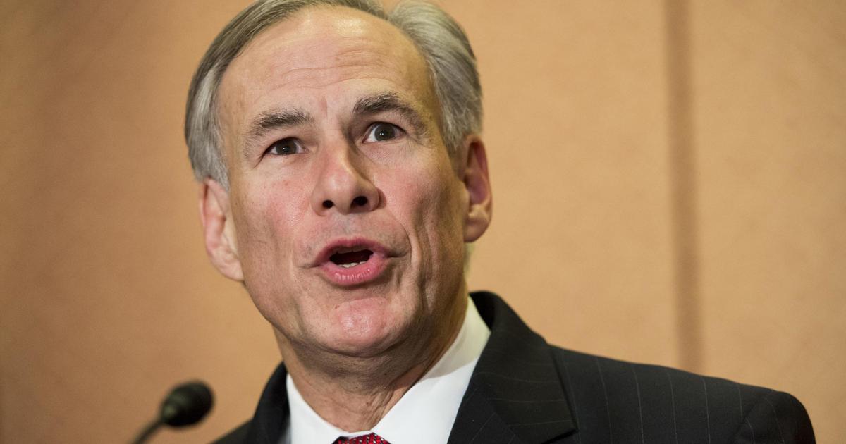 """Texas Governor Greg Abbott signs social media """"censorship"""" bill into law"""