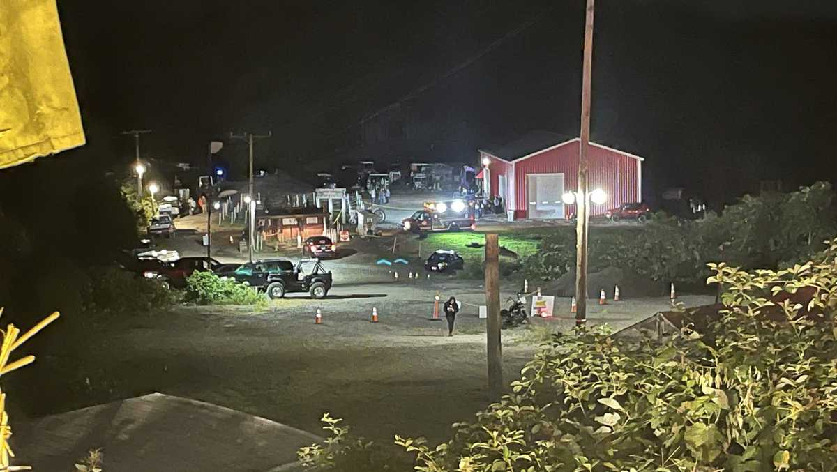 One killed, one injured in shooting at Haunted Hills Hayride